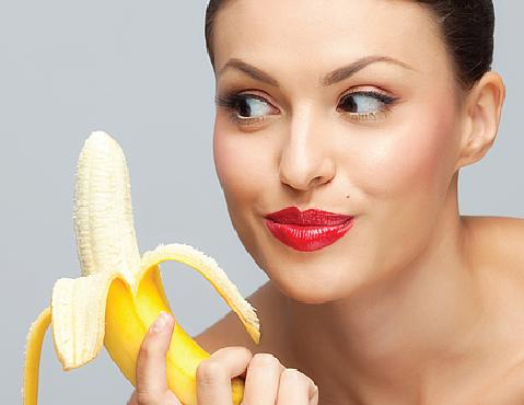 Esta mujer solo comió plátanos durante 3 días.  Esto es lo que ...