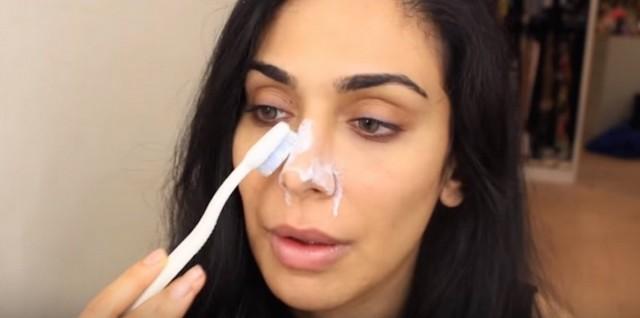 Les masques pour le blanchiment de la peau des taches de pigment