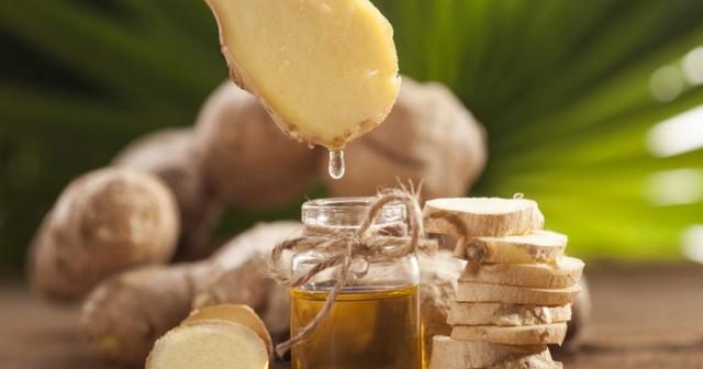 D couvrez comment pr parer correctement l huile de - Comment utiliser le gingembre en cuisine ...