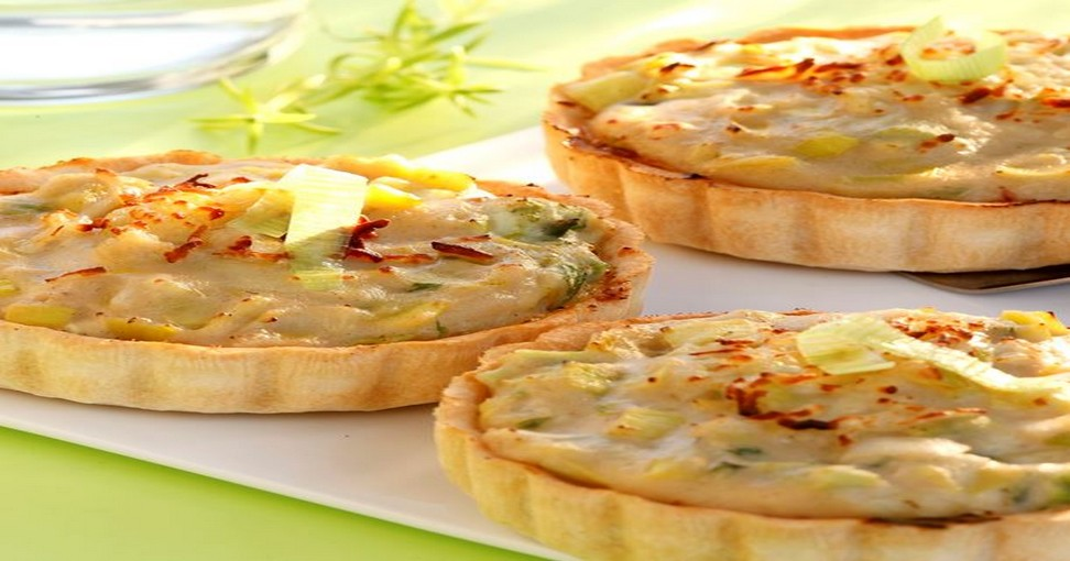 Recette tarte aux poireaux et gruy re newsmag - Tarte aux poireaux legere ...