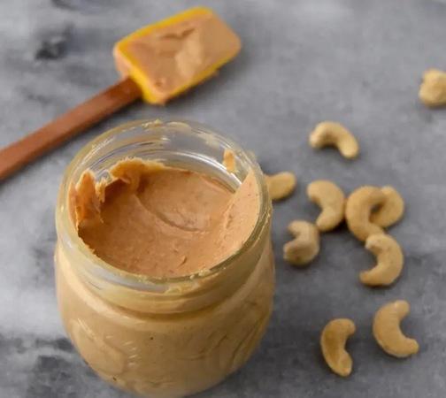 Beurre de noix de cajou : calories et bienfaits
