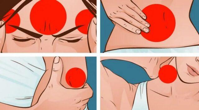Voici les 6 douleurs musculaires causées par des états émotionnels