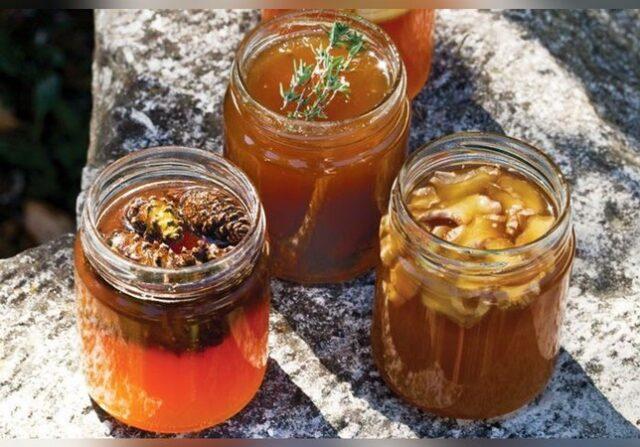 5 recettes faciles de miels médicinaux puissants