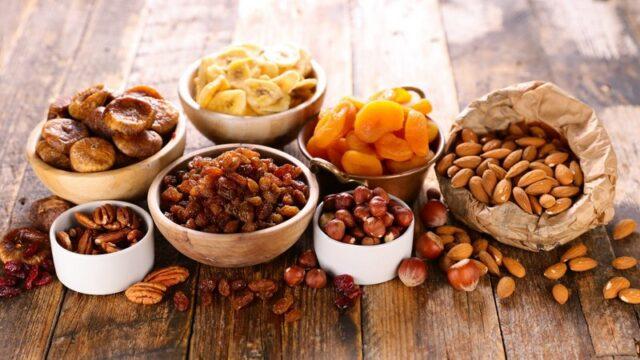Mangez les fruits secs pour une jolie peau !