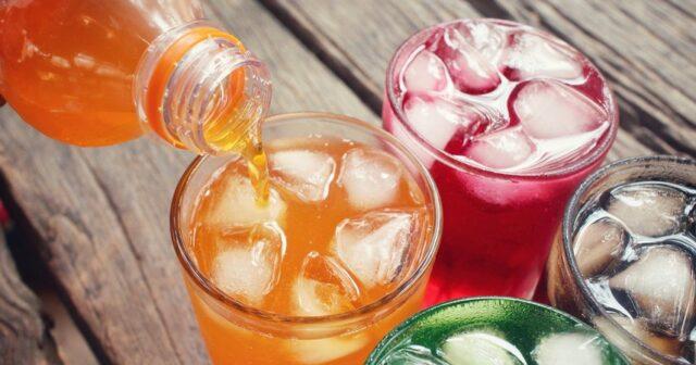 Les boissons sucrées augmenteraient le risque de maladie des reins