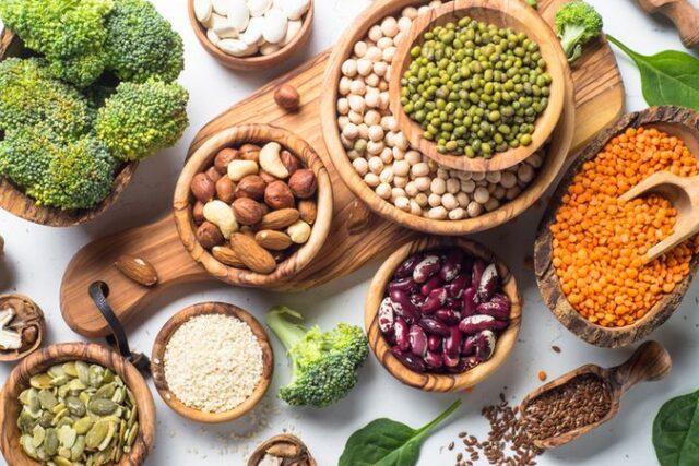 L'importance des protéines végétales pour notre organisme