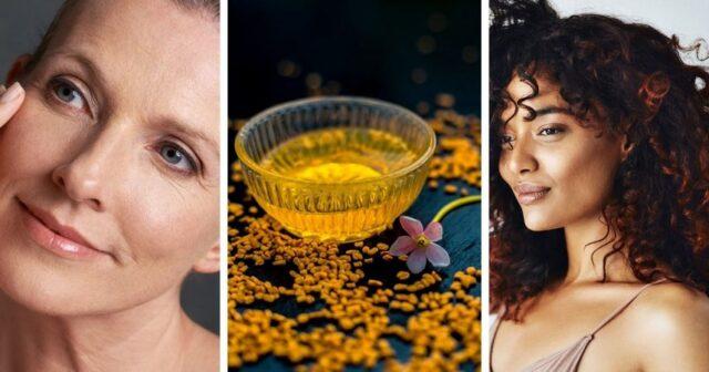 L'huile de fenugrec une alliée magique pour les peaux sèches et les rides