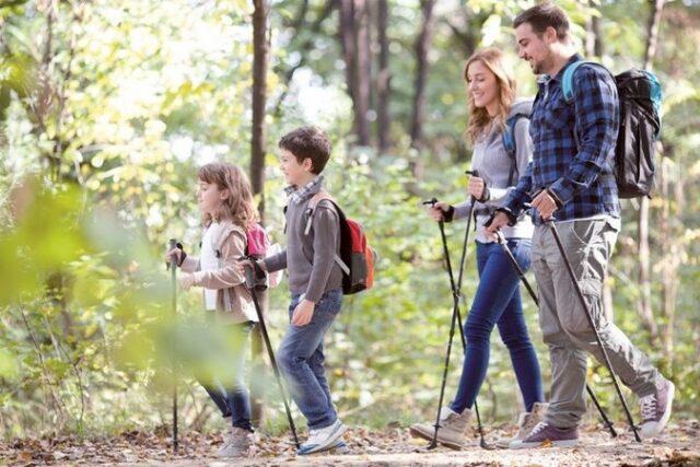 Être dans la nature est bon pour votre santé et votre bien-être